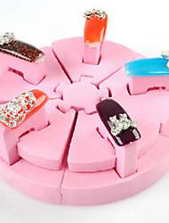 Nail Tools Lotus Novice Sponge Base Can Be Set False Nail Care Practice Display Supplies