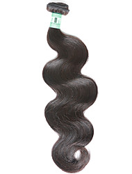 "1 Pc /Lot 12""-30""Malaysian Virgin Hair Body Wave Hair Wefts 100% Unprocessed Malaysian Remy Human Hair Weaves"