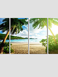 Canvas Print Art Set Of 5 Wall Pictures For Linving Room Abstract Natural Scenery Pictures Home Decor