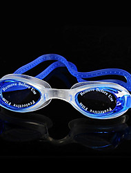 Unisex Waterproof Swimming Goggles for Swimming and Diving (Assorted Colors)