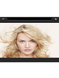"8"" 2DinTouch Screen 833MHZ(ARM11+ARM9) In-Dash Car DVD Player with GPS,Bluetooth,FM,canbus,HD 720P,1080P,RMVB video;"
