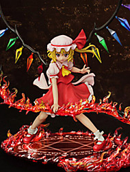 TouHou Project Anime Action Figure 25CM Model Toys Doll Toy