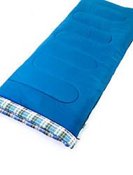 Hollow Cotton Nylon Taffeta Lining Single Rectangular Bag/Sleeping Bag for Camping and Hiking Warm