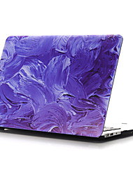 concha plana dibujo ~ estilo de color 16 para MacBook Air 11 '' / 13 ''