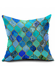 Northern Europe Retro Pillow Cover , Nature Modern/Contemporary Soft Short Plush Pillow Cushion