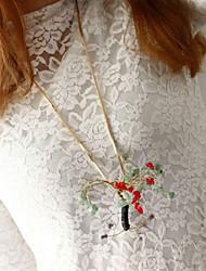 World Tree DIY handmade tree necklace