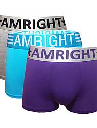Am Right Мужчины Хлопок / Спандекс / Модал Брифы-боксеры 3 / коробка-AWH032