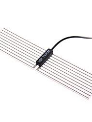 auto KFZ TV DVB-T fm antenne autoantenne fahrzeugantenne DC12V hochwertig