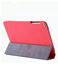 para Huawei honor de nota t1 - a21w caso cubierta de cuero de seda de lujo para Huawei honor a t1 - a21w caso de la cubierta de la tableta