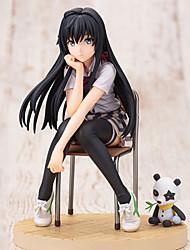 мой подросток романтическая комедия фигуры запутанный yukinoshita Yukino 14см аниме действий модель игрушки куклы