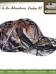 Camping Hiking Fishing Camouflage Cap Flat Cap