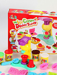 DIY Cream Clay Children Toys Plasticine Play Doh Toy Set For Kids Toys Kids Educational Toys