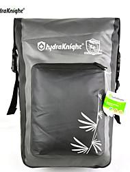 Hydraknight® Sac de Vélo 20LSac de Porte-Bagage/Double Sacoche de VéloEtanche / Séchage rapide / Zip étanche / Bande réfléchissante /