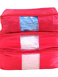 Storage Bags Oxford withFeature is Lidded , For Cloth / Quilts