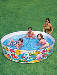 Intex Ocean ParkHard Plastic Pool