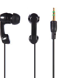 Stereo da 3,5 mm in-ear auricolari auricolare per iPod / iPad / iPhone / MP3 nero / bianco TP-888