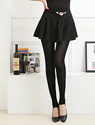 Women Thin Pantyhose,Core Spun Yarn