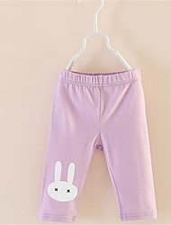 2016 New Cotton Baby Boys or Girls Infant Leggings Summer Rabbit Pants for Babies Clothings for Baby Pants Trousers