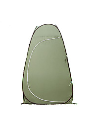 OEM 1 person Tent Single Changing Dressing Room Tent One Room Camping Tent Nylon Waterproof Ultraviolet Resistant-Camping Beach Traveling
