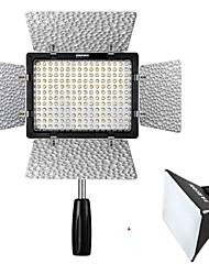 yongnuo® pro yn-160 iii Video Studiofotografie Lichtlampe einstellbar Farbe 3200k-5500K für Canon Nikon Sony