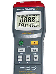 MASTECH MS6506 Black for Thermometer