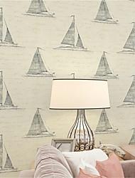 Tapete Art Deco Tapete Zeitgenössisch Wandverkleidung,Nicht-gewebtes Papier ja