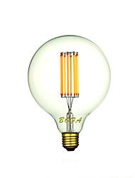 NO Lâmpada Redonda LED Regulável / Decorativa E26 / E26/E27 8W 500-700 lm 2200K 2700K K Branco Quente 8 COB 1 pç AC 220-240 V G95