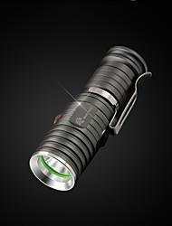 Sharp Adler® LED Taschenlampen LED 600 Lumen 3 Modus Cree XM-L T6 16340einstellbarer Fokus / Wasserdicht / Wiederaufladbar / Notfall /