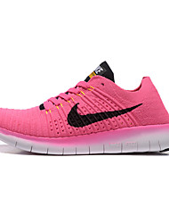 Nike Free 5.0 Flyknit Women's Running Shoes Athletic Shoes Fashion Sneakers Bule/Green/Pink/Gray