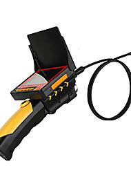 Digital Inspection System Video DVR Digital Borescope Inspection Camera Industrial Endoscope 5M Pipe Flexible Snake Ca