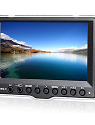 "Feelworld A5 5"" Aluminum Ultra HD LCD Field 800*400 SDI Video On-Camera Monitor Peaking Focus Assist HDMI"
