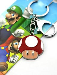 Mehre Accessoires Inspiriert von Cosplay Mary Anime/ Videospiel Cosplay Accessoires Schlüsselanhänger Rot / Blau / Grün LegierungMann /