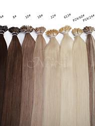 "neitsi® 20 1g / s 50 / porción de pegamento de fusión ""inclino / pegue remy extensiones de cabello humano"