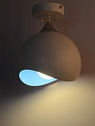 Max 60W Montagem do Fluxo ,  Contemprâneo Pintura Característica for Designers MetalSala de Estar / Quarto / Sala de Jantar / Cozinha /