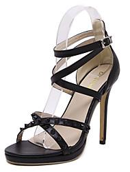 Women's Shoes Leatherette Stiletto Heel Heels / Boat /Novelty Sandals / Heels / Boots / Fashion Sneakers / Loafers