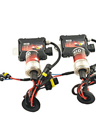 carking ™ 9005/9006 35w ocultó 4300k / 6000k / 8000k escondió kit xenon