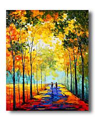 50см * 60см ручная роспись маслом пейзаж