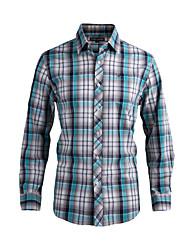 JamesEarl Herren Hemdkragen Lange Ärmel Shirt & Bluse Grau - DA202029121