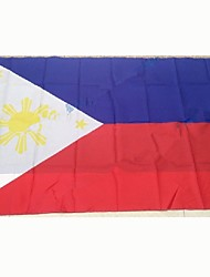 2016 The Philippines Flag Polyester Flag 5*3 Ft 150*90 Cm High Quality Cheap Price In-Kind Shooting