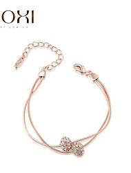 18k goud kristal armband armband sieraden voor dames