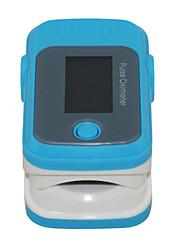 SPortguard Fingertip Pulse Oximeter SpO2 Heart Rate Monitor - Blue