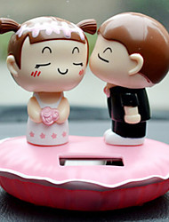 Bobbleheads Dolls Car Decoration