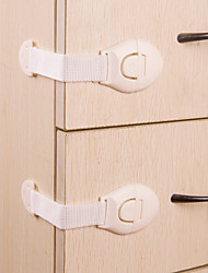 The Baby Safety Lock Children's Drawer DoorLock Single Pack 20cm