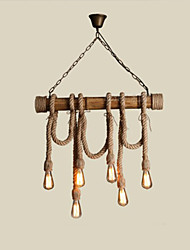 Bar Cafe Vintage Clothing Store Decoration Industry Bamboo Restaurant A