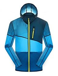 Wandern Oberteile Herrn Wasserdicht / Atmungsaktiv / UV-resistant / Leichtes Material Sommer S / M / L / XL / XXLCamping & Wandern /
