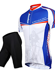 Tasdan Cycling Wear Cycling Clothing Men's Cycling Sets  Cycling Jerseys Short sleeve  + Cycling Shorts