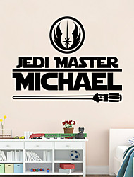 Star Wars Wall Sticker Quote Decals For Home