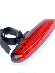 Bike Lights / Rear Bike Light LED - Cycling Waterproof AAA / Button Battery Lumens Battery Red Cycling/Bike