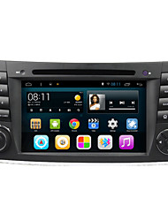 Android 4.4.4 Car DVD Player GPS for BENZ W211 with Quad-Core Contex A9 1.6GHz,Radio,RDS,BT,SWC,Wifi,3G