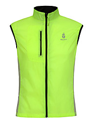 Cycling Vest Unisex Sleeveless Bike Breathable / Ultraviolet Resistant / Sunscreen Vest/Gilet / Tops Summer / Fall/AutumnCamping / Hiking